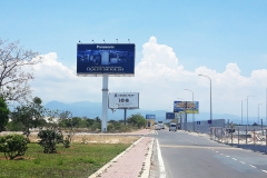 Billboard Pananonic Sân Bay Cam Ranh