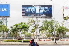 Billboard Pananonic B4 Sông Hàn Đà Nẵng